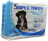 Пеленки для собак CaniAMici SUPER NAPPY 40х60см, 50шт.