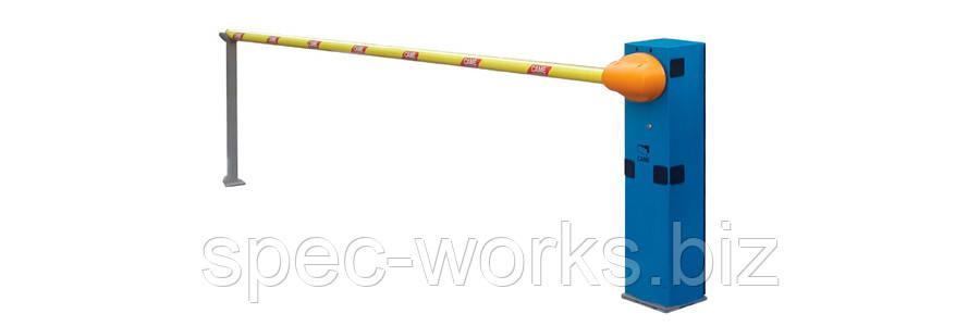 Шлагбаум электрогидравлический стрела до 4 метров