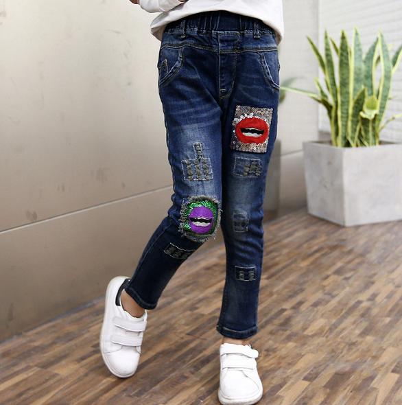 Модні джинси для дівчаток d322689b75ce1