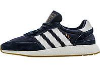 Мужские кроссовки Adidas Originals Iniki Runner Blue
