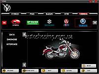Профессиональный RMT 7in1 Для Honda, Yamaha, SYM, KYMCO, HTF, PGО