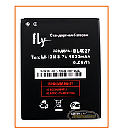 Аккумулятор Fly IQ4410 (BL4027) 1800 mAh Original