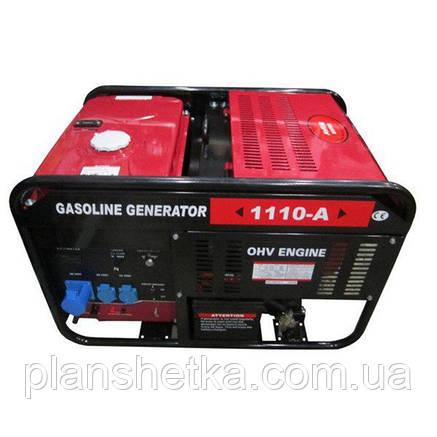 Генератор бензиновый однофазный WEIMA WM1110-А ATS (9,5 кВт), фото 2