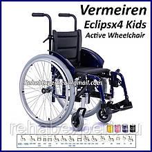 Легка Активна Інвалідна Коляска Eclipsx4 Kids Active Wheelchair