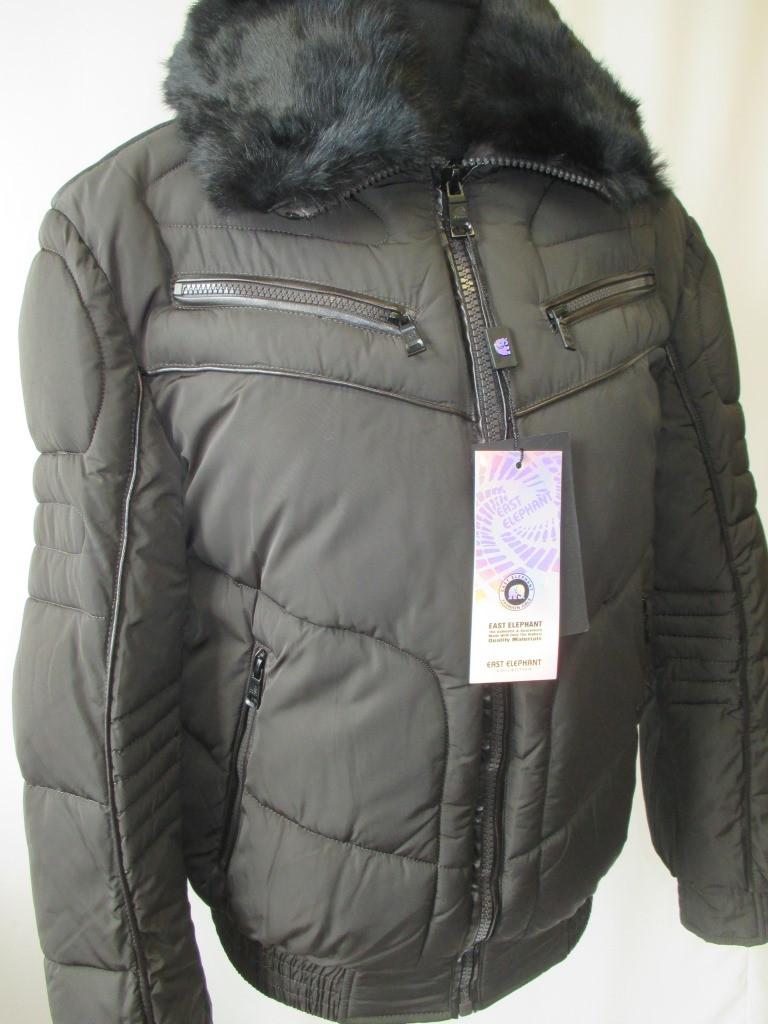 aa34a9c8e0b Мужские теплые куртки с меховым воротником. - Оптом-дешевле в Хмельницком