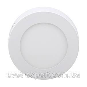 Светильник LED-SR-300-24 24Вт 6400К круг. накл. 300мм, фото 2