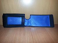 Чехол АСС-744BL (для вертикального ношения помпы, кожа, черный)