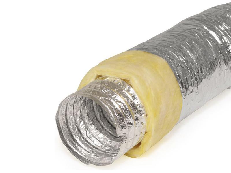 Воздуховод шумоизолированный SONO Superflex 10'' (254 мм) 10 м