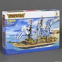"""Конструктор Ausini 27806 """"Пиратский корабль"""" 857 дет"""