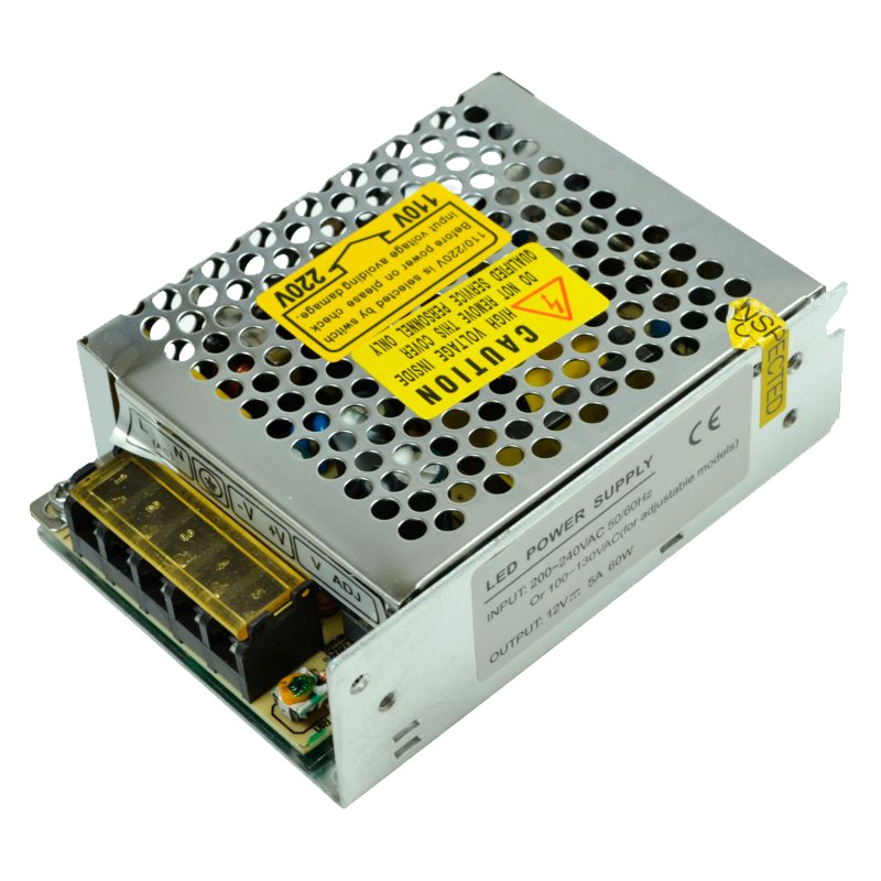 Блок питания JINBO 60W 12V 5A IP20