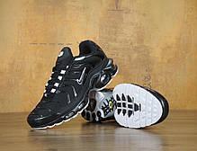 Мужские кроссовки Nike Air Max TN Black, Найк Аир Макс ТН, фото 3