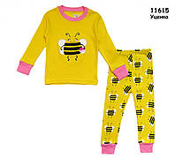 """Пижама """"Пчёлка"""" для девочки. 3 года"""