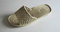 Шлепанцы женские пена Плетение. Размеры с 39 по 42. Длина стельки 25, 25.5, 26, 26.5, 27 см