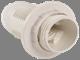 Ппл14-02-К12 Патрон пластик с кольцом, Е14, белый, индивидуальный пакет, IEK