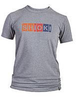 Светоотражающая футболка Shiok! мужская размер L