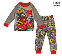Пижама Cars для мальчика. 95 см