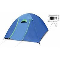 Туристическая палатка  Shengyuan SY-017 6-и местная с тентом