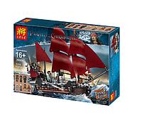 Конструктор Lele Пираты Карибского моря 39008 Месть королевы Анны (аналог Lego Pirates of the Caribbean 4195)