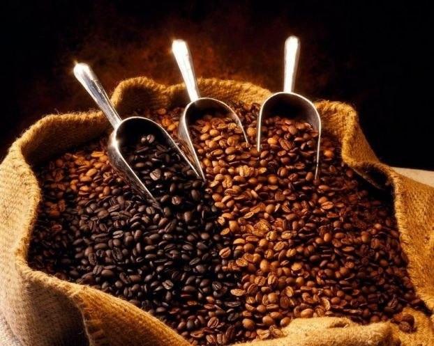 Натуральный зерновой кофе