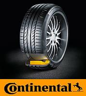 Шины Continental станут ещё тише
