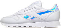 Женские кроссовки Reebok Classic Leather Iridescen White