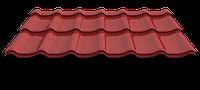 Металлочерепица 0,4мм Китай Монтерей КиФ.