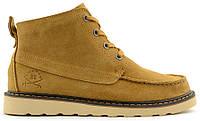 Мужские зимние ботинки Adidas Originals Ransom Pirate Winter Men's Boot (Адидас) с мехом желтые