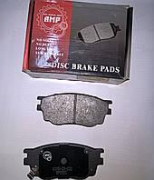 Тормозные колодки передние Mazda 6, Mazda 626