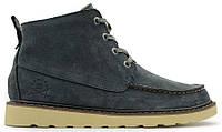 Мужские зимние ботинки Adidas Originals Ransom Pirate Winter Men's Boot (Адидас) с мехом серые