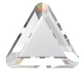 2711 Triangle, 6mm, Crystal (001)