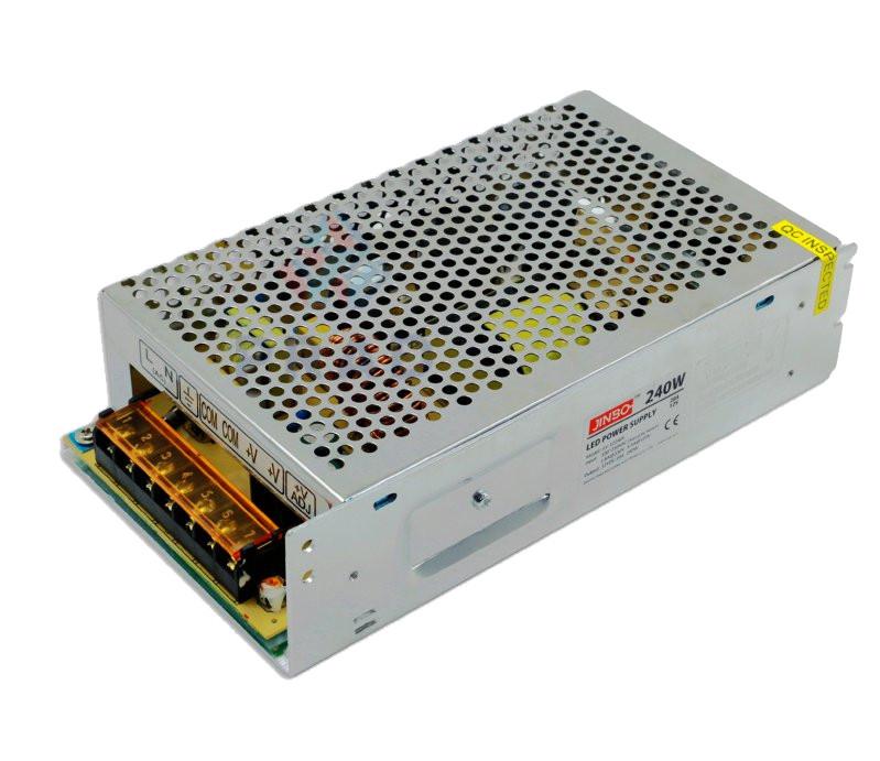 Блок питания JINBO 240W 12V 20,83A IP20