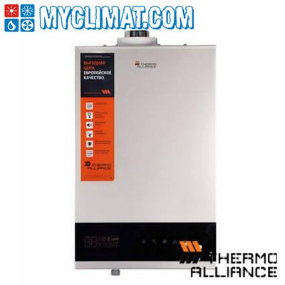 Газовая колонка Thermo Alliance JSG20-10ET18-G