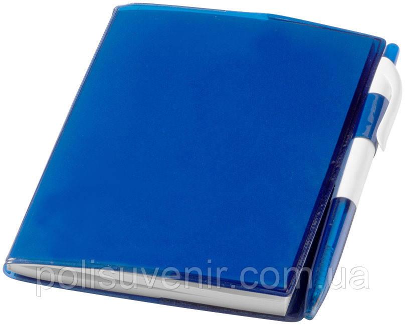 Блокнот с ручкой А6