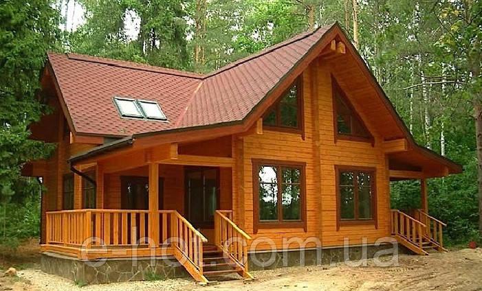 Проектирование многоквартирного дома из профилированного бруса