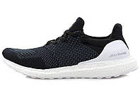 Мужские кроссовки Hypebeast x Adidas Ultra Boost Uncaged Black/White
