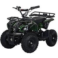 Детский электрический квадроцикл Profi HB-EATV 800N-10 зеленый камуфляж ***