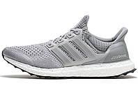 """Мужские кроссовки Adidas Ultra Boost """"Grey Metallic"""""""