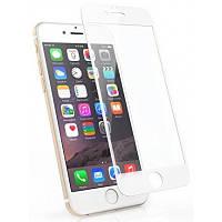 Стекло 5D iPhone 6 / 6s Белое