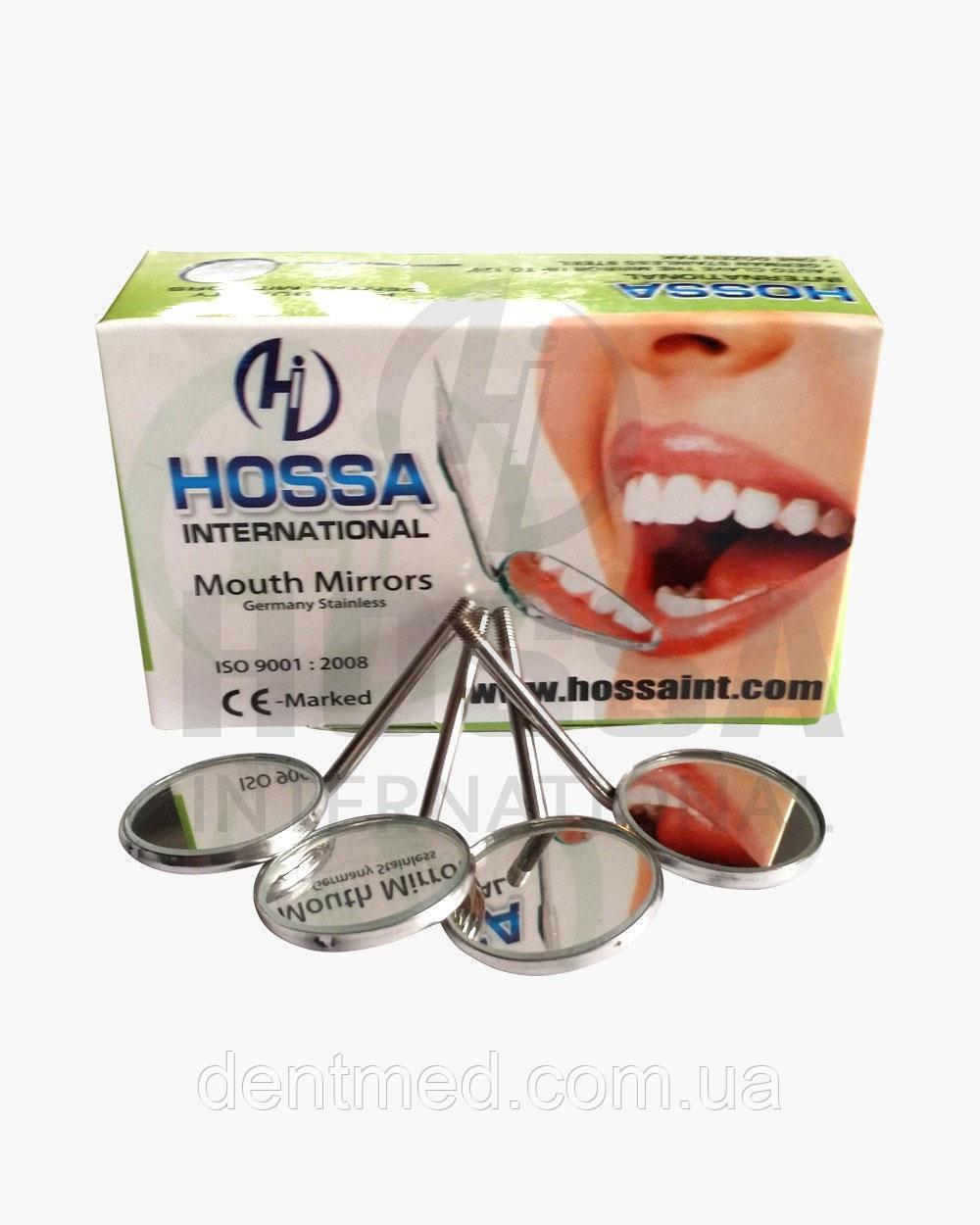Зеркало стоматологическое увеличивающее  №4 NaviStom