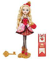 Кукла Эппл Уайт Ever After High Apple White Базовая Mattel