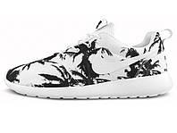 Женские кроссовки Nike Roshe Run Palm Trees Fake