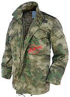"Куртка полевая Mil-Tec демисезонная ""M65"" A-TACS FG, фото 1"