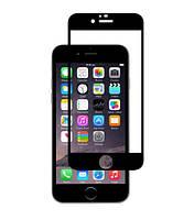 Защитное стекло 4D iPhone 6 Plus/6s Plus Черный