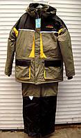 Костюм зимний для охоты, рыбалки, активного отдыха ANT Winter, размер M, коричневый