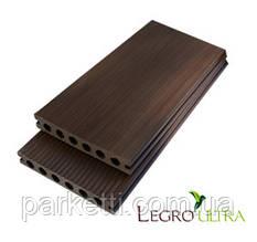 Террасная доска Legro Ultra Walnut, Teak, Antique (Венгрия), 2900х138х23