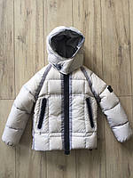 Детский пуховик Stone Island Junior (Goose Down) ART. 47164131( Оригинал)