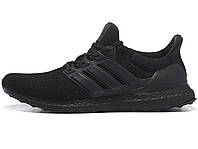 "Мужские кроссовки Adidas Ultra Boost ""Triple Black"""