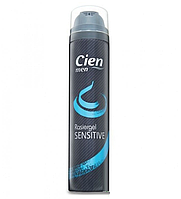 Гель для бритья Cien Shaving Gel Sensitive 250 мл.