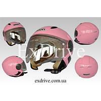 Шлем женский BEON Розовый