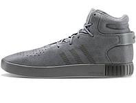 Мужские кроссовки Adidas Tubular Invader Grey